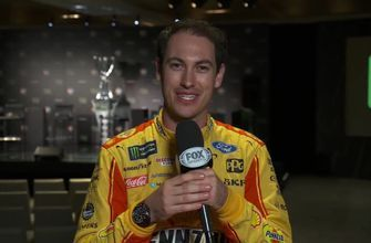 Joey Logano: 'It's the Big Three and me' heading into title race
