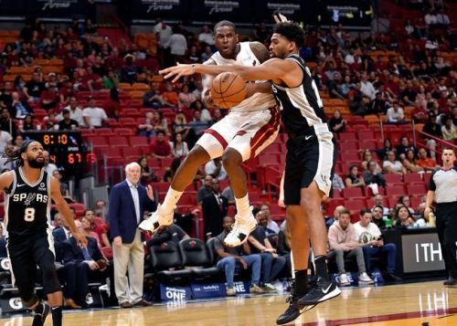 Miami Heat vs. San Antonio Spurs - 1/15/20 NBA Pick, Odds & Prediction