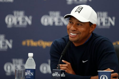 Woods says British Open becomes best shot at a major