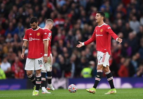 Manchester United player ratings vs Liverpool: Two players get a minus-10 in Old Trafford horror-show
