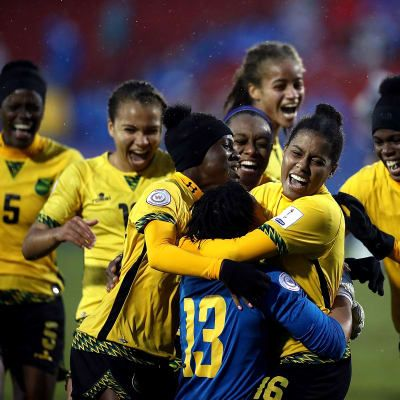 Jamaica claim first-ever Women's World Cup berth
