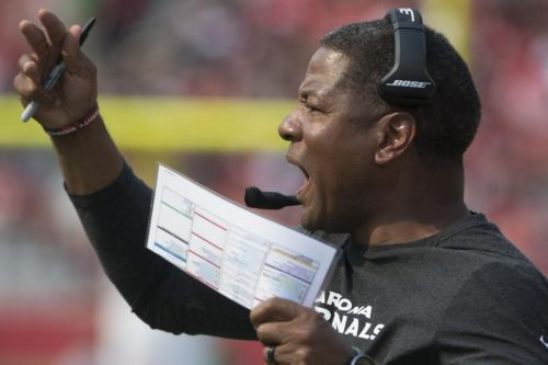 Wilks under fire in Cardinals' disappointing season