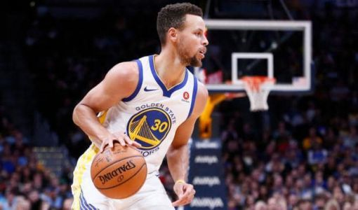 Stephen Curry a repris son rôle de patron