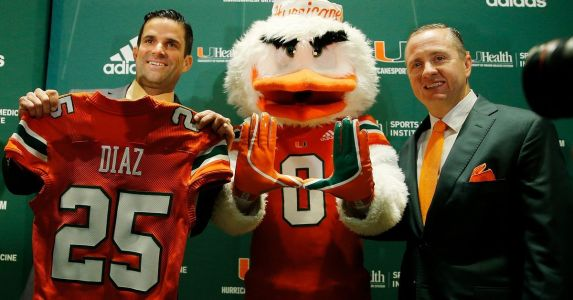 Miami Hurricanes announce hires of Taylor Stubblefield as WR coach, Stephen Field as TE coach