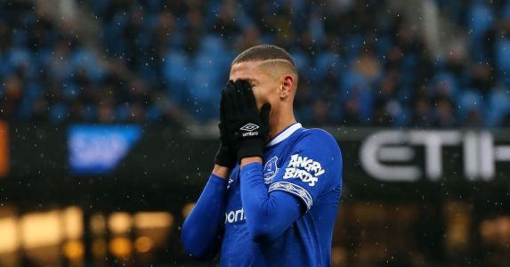 Manchester City 3 Everton 1: Toffees fail to capitalize on chances as City dominates