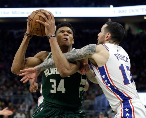 Giannis out again as banged-up Bucks try to clinch division