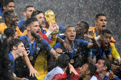 What France's heroes said after World Cup triumph