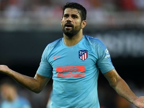 Monaco 1 Atletico Madrid 2: Costa and Gimenez seal comfortable win