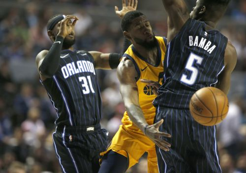 Jazz go cold in Mexico in loss to Magic