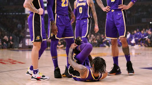 Brandon Ingram injury update: Lakers F leaves game vs. Spurs with ankle issue
