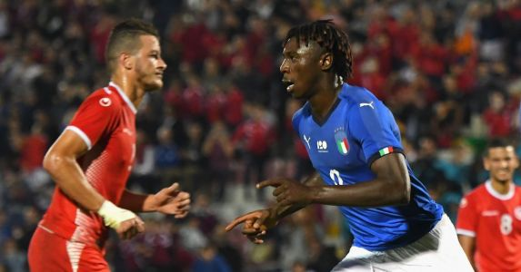 Moise Kean to get called up to Italy senior squad for United States friendly