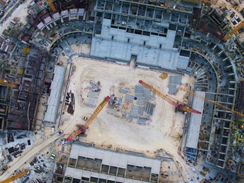 2022 World Cup: Qatar's Lusail Stadium expected to be completed by 2020