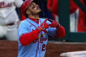 Nolan Arenado homers in Cardinals' 9-4 win over Phillies