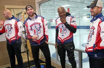 Ex-Ram Marc Bulger has a competitive itch to scratch - and an Olympic curling berth just might do it