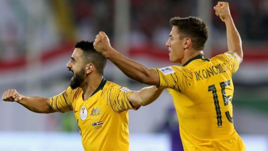 Graham Arnold has Australia playing 'positive' attacking football - Aziz Behich