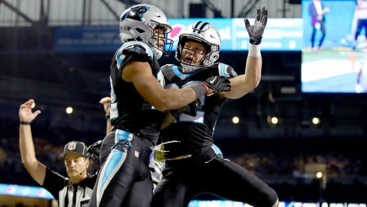 Panthers RB Christian McCaffrey on entering Week 15 with 5-game skid: 'We still have a shot'