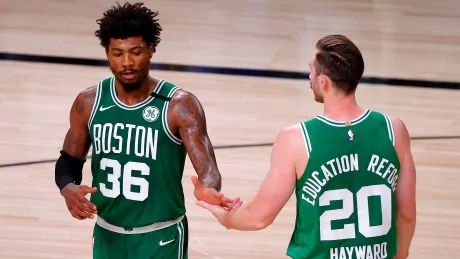 Celtics bounce back from consecutive losses to beat Heat