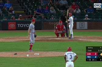 WATCH: Rangers vs. Angels ENCORE Highlights on August 20