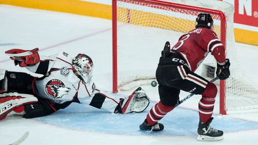 Toropchenko's memorable first helps Storm win Memorial Cup opener