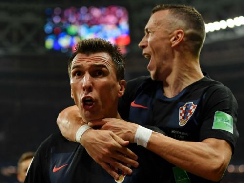 Croatia 2 England 1 : Mandzukic strike sets up World Cup final with France