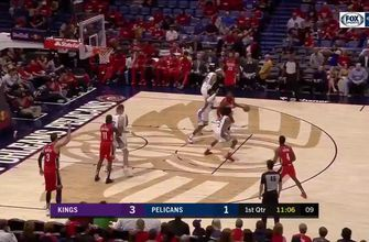 HIGHLIGHTS: Nikola Mirotic has HOT Shooting night as Pels Rout Kings