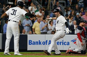Neil Walker's 3-run home run prevents Boston from clinching the AL East