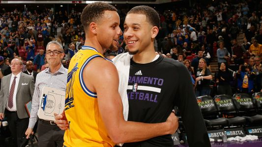 NBA All-Star 2019: Stephen Curry reveals bet against brother Seth in 3-point contest