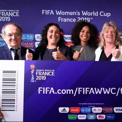 France 2019 ticketing launched in Paris