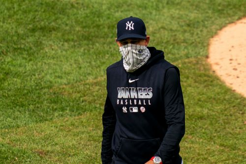 Aaron Boone takes blame for Tyler Lyons' awkward Yankees moment