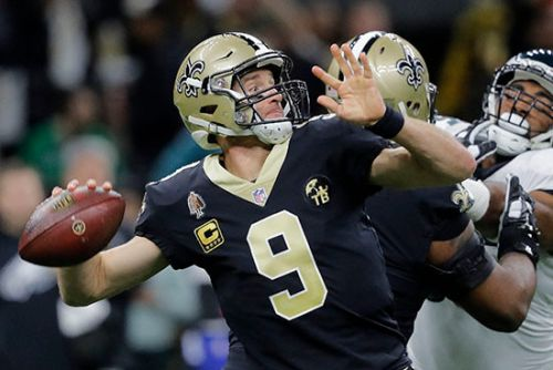 Saints fend off defending champs to reach NFC title game
