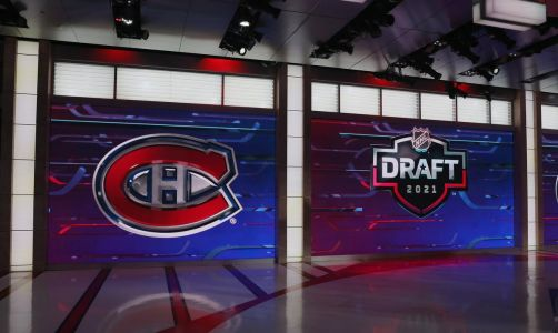 NHL draft: Canadiens select Logan Mailloux in controversial first-round pick