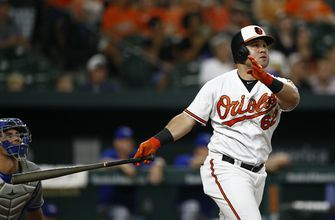 Orioles avoid three-game sweep with 2-1 over Blue Jays