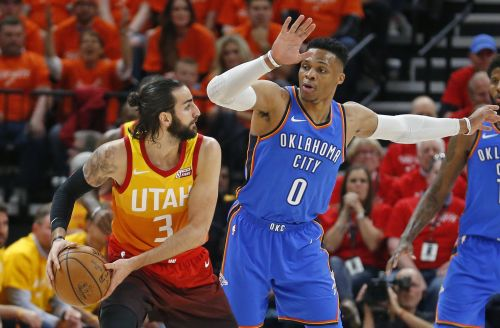 Great Clips of the Week: Jazz fan's PG-rated ire targets Russell Westbrook