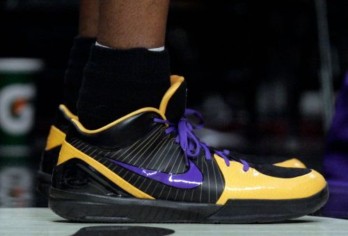 Report: Nike suspends online sale of Kobe Bryant products