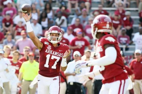 Arkansas vs. San Jose State - 9/21/19 College Football Pick, Odds, and Prediction