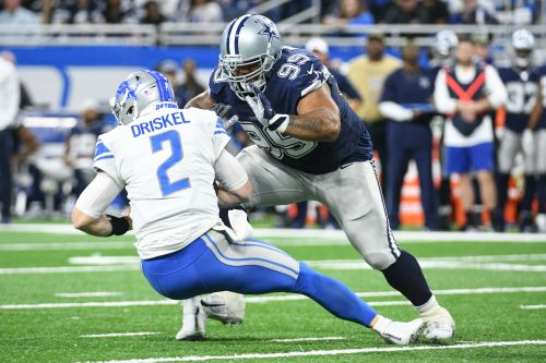 Dallas Cowboys DT Antwaun Woods arrested for marijuana possession charge