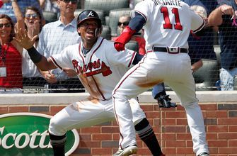 Braves clinch playoff berth with first NL East title since 2013