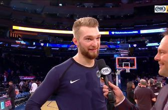 Sabonis on the Pacers' mentality: 'For us, it's all about winning'