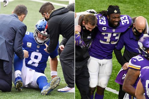Fantasy football injury update Week 12: Daniel Jones, Dalvin Cook