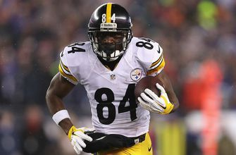 Cris Carter: Antonio Brown is the type of player that's a perfect trade for the New England Patriots