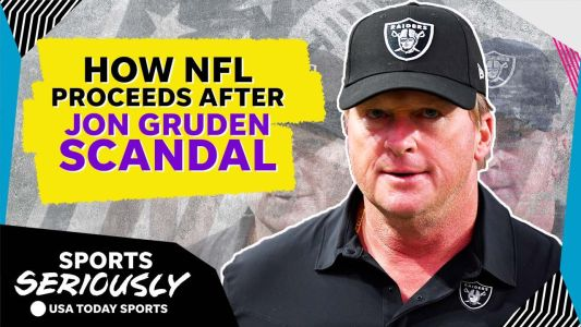 Jon Gruden's tarnished legacy and it's impact on the NFL   Sports Seriously