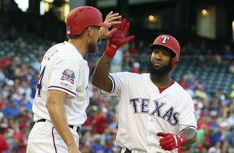 Santana hits 2 Home Runs, Rangers lose to Dbacks
