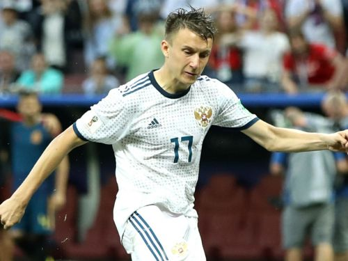 New Monaco signing Golovin suffers ankle injury