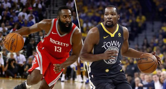 Follow live: Rockets and Warriors in Game 3