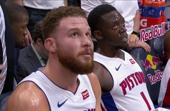 HIGHLIGHTS: Clippers fall to Griffin, Pistons 109-104