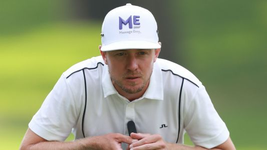 Charles Schwab Challenge: Jonas Blixt takes lead; Kevin Na in second