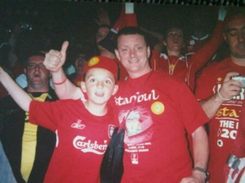 Meet the Liverpool fan who's been to every one of the club's European Cup finals
