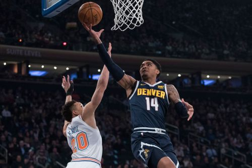 Nuggets beat Knicks for 6th straight, share of 1st in West