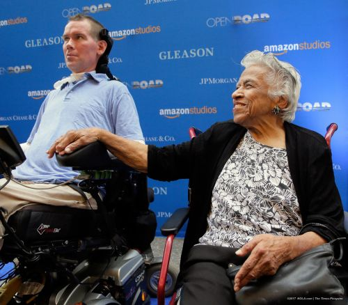 Steve Gleason gets Senate approval for Congressional Gold Medal