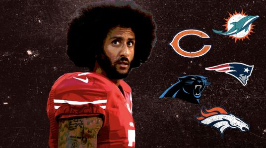Here are five teams that should have signed Colin Kaepernick